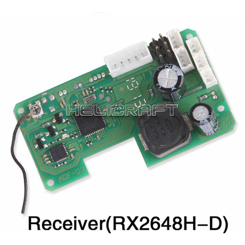 Receiver(RX2648H-D) (pandora warrior-z-28)