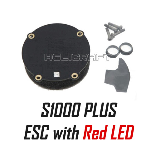 [입고완료][DJI] S1000 PLUS part 56 ESC with Red LED