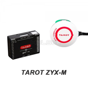 [TR] ZYX-M Multicopter Flight Controller