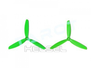 [TR] 6in Prop' for 250~300 FPV Racing(Green)