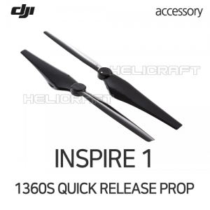 [DJI] 인스파이어1 - 1360S Quick Release Propellers (For high-altitude operations)