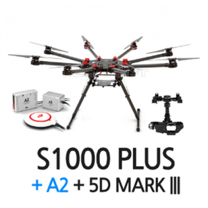 [A2입고완료][DJI] S1000 PLUS + A2 + ZENMUSE 5D MARK |||