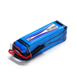 "[CT] 22.2V 5100mA 35C ""Extreme Power"" Lipo Battery(6S1P,Celltron)-V2"