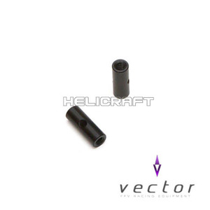 [Vector] VX / VQ220 Round Post(Black, Φ5x13.5mm)
