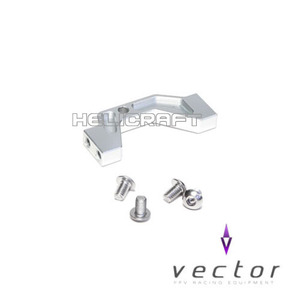[Vector] VQ220/240LP Front Post(Silver, 37mm)