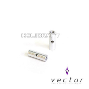 [Vector] VQ220 Round Post(Silver, Φ5x13.5mm)