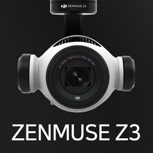 [입고완료][DJI] ZENMUSE Z3   최대 7배 줌인 가능한 짐벌   3.5배 광학줌   7배 디지털줌