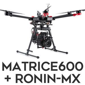 [입고완료][DJI] MATRICE600 + RONIN MX   매트리스600 + 로닌 MX