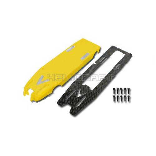 [ALIGN] MR25 Reinforcement Plate - Yellow