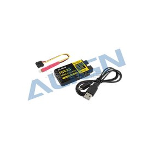 [ALIGN] PR25 Update Programmer for MR25