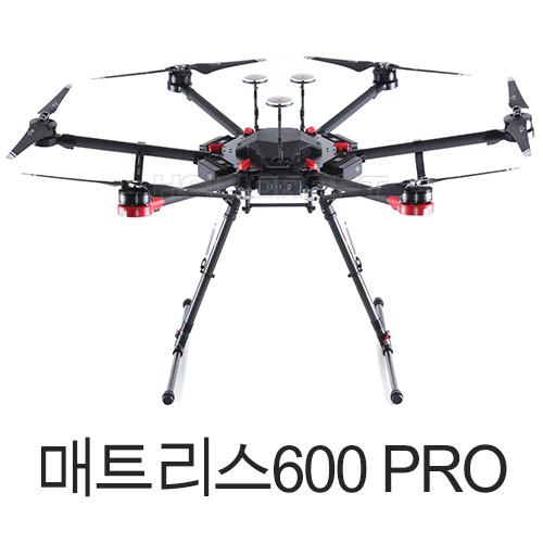 [예약판매][DJI] 매트리스600 PRO   MATRICE 600 PRO