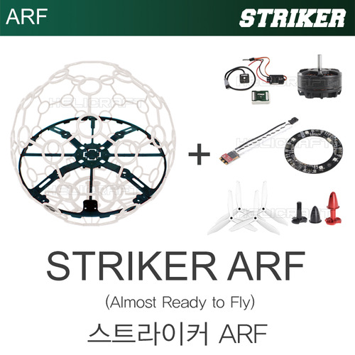 STRIKER ARF (Almost Ready to Fly)