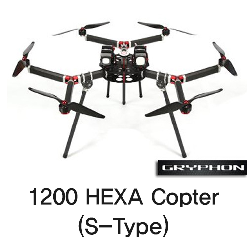 [Gryphon Dynamics] 1000 HEXA Copter (S-Type)