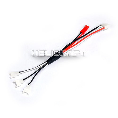 Charging Cable for 3pcs 완토5 _ 1s Lipo [EA-057-C]