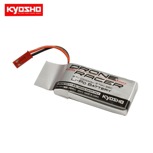 3.7V-1000mAhLi-Po Battery (DroneRacerOnly)
