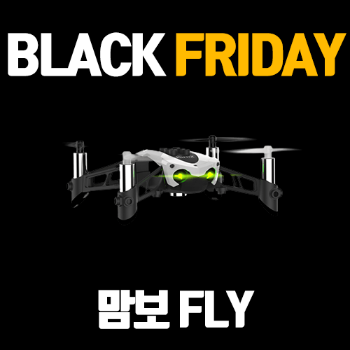 [NEW][Parrot] 맘보 FLY l Mambo FLY