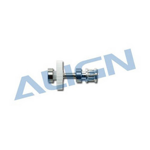 [Align] 450 Sports Metal Tail Drive Gear Assembly (White)