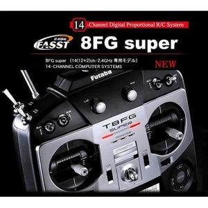 [FUTABA] T8FG (T/R Set) - 2.4GHz FASST