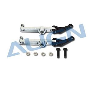 [Align] T-Rex600 Metal Washout Control Arm/Silver