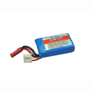 Battery set (7.4V, 250mAh) (NE4771004)