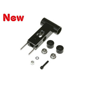 [208342]X5 CNC Main Rotor Yoke Set (Black anodized)
