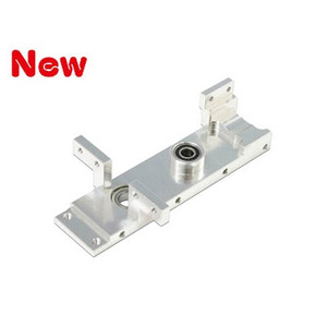 [208356]X5 CNC Lower Servo Mount (Silver anodized)