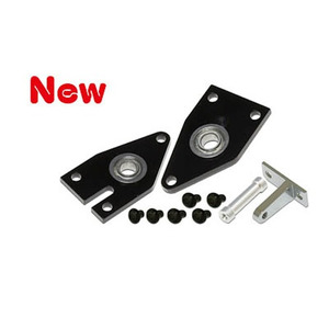 [208364]X5 CNC Tail Fram Set (Black anodized)