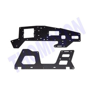 [TS] T-Rex450 Sports Carbon Fiber Main Frame/1.2mm(High Glossy Type) - 추천!