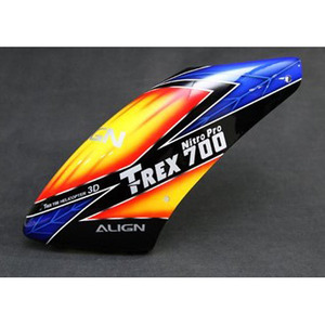 [Align] T-Rex700 Nitro Painted Canopy