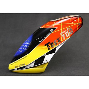 [Align] T-Rex700NB Painted Canopy