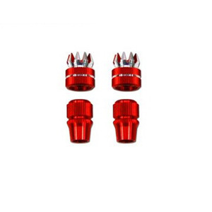 [Hitec] Control Stick Metal Knob(Red) for 오로라9