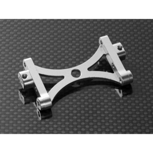 Frame Mounting Block -Rear Trex 550 (HPAT55006)