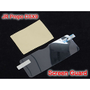 Screen Guard (JR PROPO DSX9) EA-049-DSX9