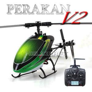 [Walkera] 프로페셔널한 비행! 페라칸 V2 + DEVO7