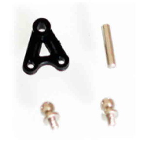 [Black Hawk] V shape control arm set (NE400206)