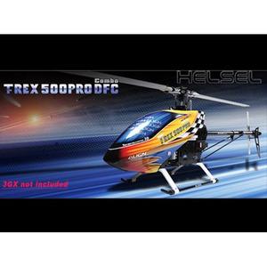 [Align] T-Rex500 PRO DFC Combo (2014!)