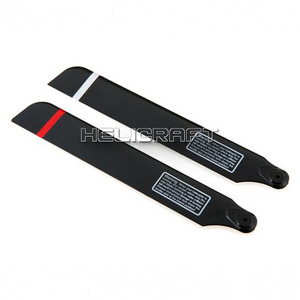 [Super CP] Main rotor blades (HM-mini CP-Z-01) 헬셀