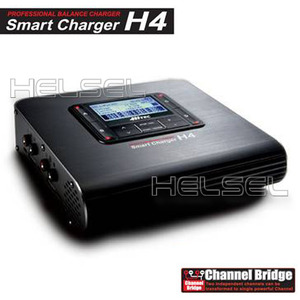 [Hitec] Smart Charger H4 (QUAD)