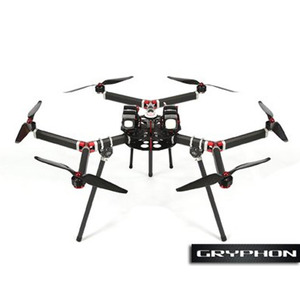 [Gryphon Dynamics] 1100 HEXA Copter(F-Type) - 강력 추천!