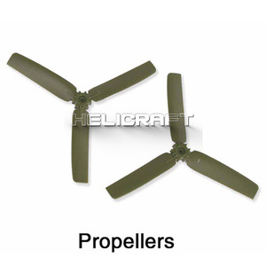 Propellers (pandora warrior-z-01)
