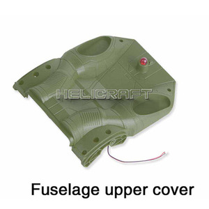 Fuselage upper cover (pandora warrior-z-05)