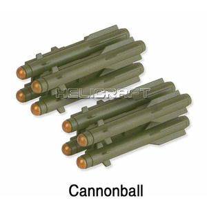 Cannonball (pandora warrior-z-08)
