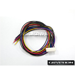 [Gryphon Dynamics] Molex Colorized Wire Assembly (8P)