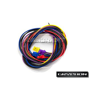 [Gryphon Dynamics] Molex Colorized Wire Assembly (2Px4)