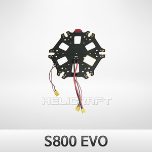 [DJI] S800 EVO Center Frame Top Board (Package NO.12)