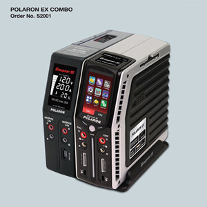 [Graupner/SJ] POLARON EX Combo (충전기+파워서플라이 패키지)