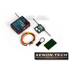 [Xenon-Tech] SPEKTRUM DSM2 8CH Full Range Receiver (w/Sat./F.S/2048/11ms)