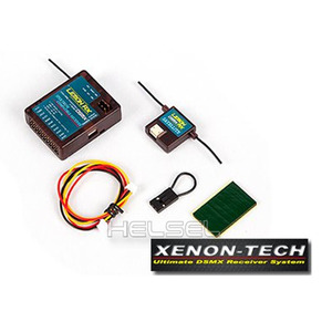 [Xenon-Tech] SPEKTRUM DSMX 10CH Full Range Receiver (w/Sat./F.S/11ms)