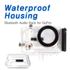 [SENA] Waterproof housing for GP10 / GP10+고프로용 방수 하우징 (GP10-A0202)