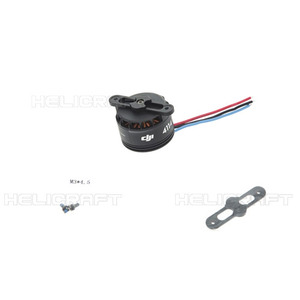 [DJI] S900 PART 21 4114 MOTOR WITH BLACK PROP COVER